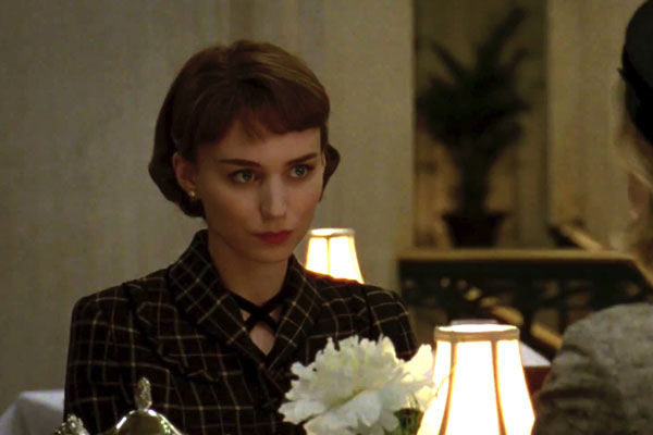 "The Oscar Buzz: Birthday Take: Rooney Mara in ""Carol"" (2015)"