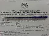 Permohonan peperiksaan KPSL N29