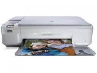 Image HP Photosmart C4588 Printer
