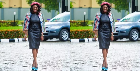 David Oyedepo's daughter caught performing 'fake' miracle