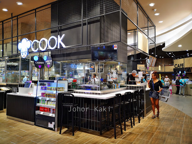 JUSCO AEON Tebrau in Johor Bahru. We Cook You Eat Service