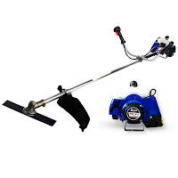 เครื่องตัดหญ้า รุ่นงานหนัก เบนซิน 2 จังหวะ 2 แรงม้า 40.2cc