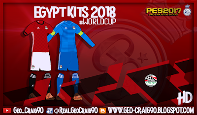 PES 2017 Kitpack HD WorldCup Russia 2018 by Geo_Craig90