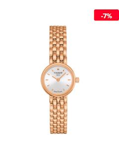 Ceas Tissot T0580093303101 de dama elegant auriu