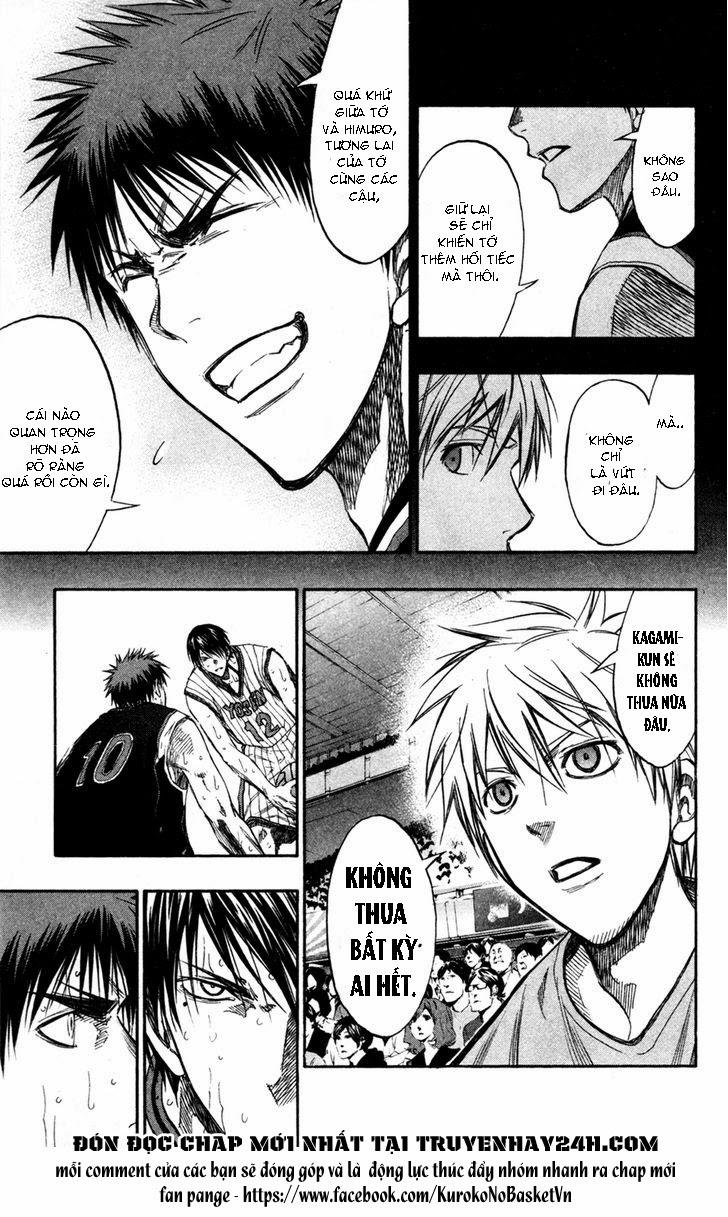 Kuroko No Basket chap 153 trang 14