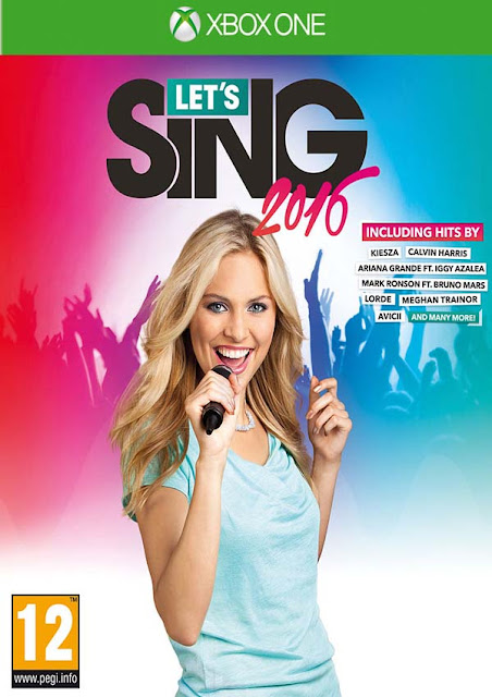 Let's Sing 2016 Download Cover Free Game