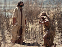 Implorando a Jesus para sair