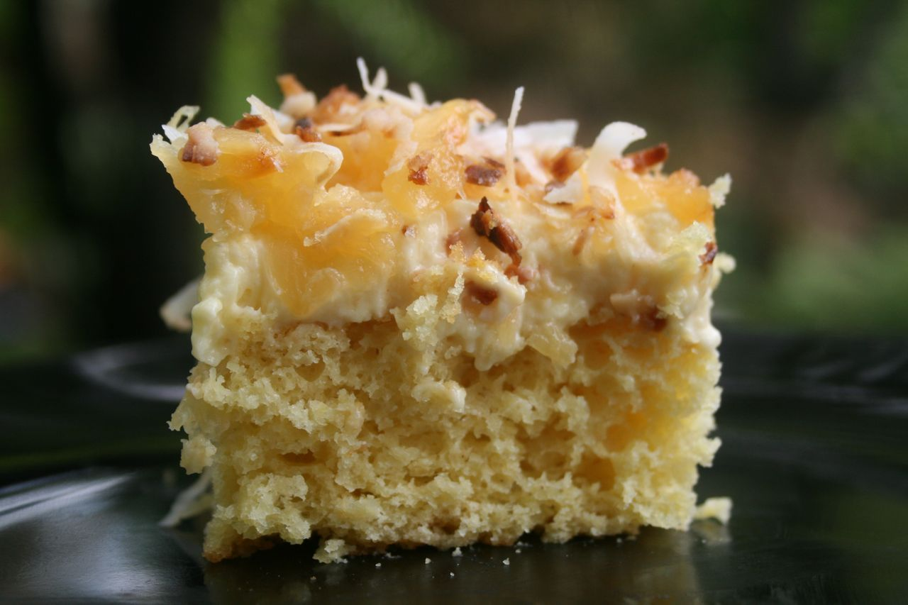 How To Make Coconut Cake With Yellow Cake Mix