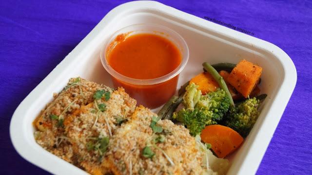 Paneer alagremolata @ Premium Fitness Food @ 75 in a Box | Bangalore
