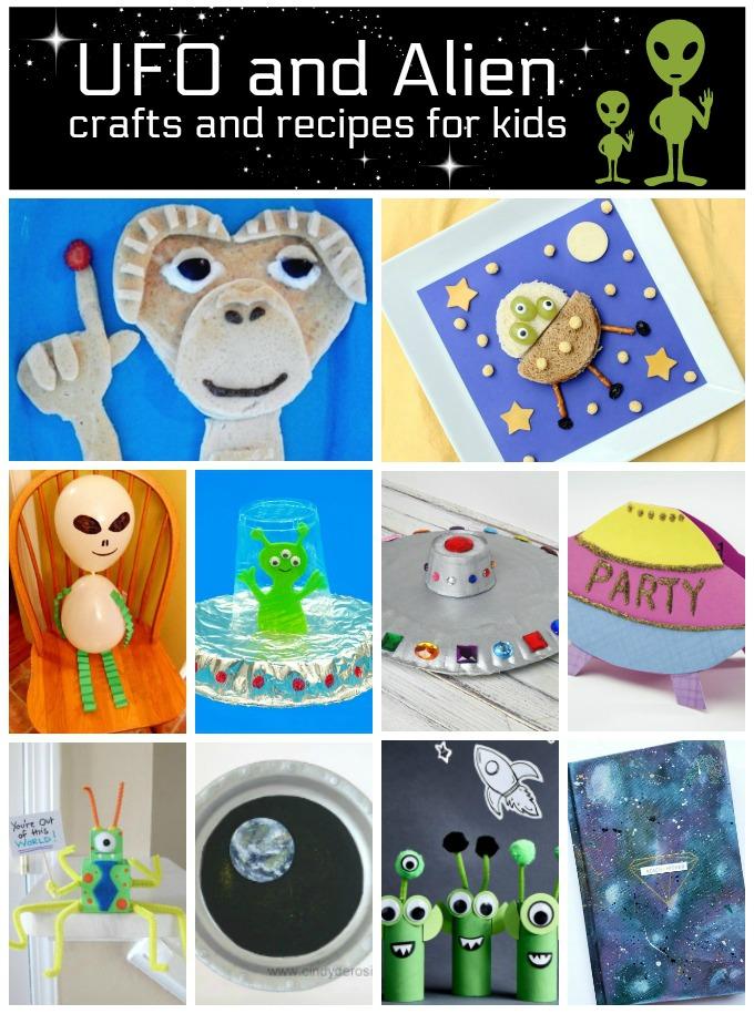 Cindy Derosier My Creative Life Craft Roundups Aliens Apples