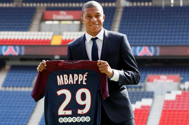 AGEN BOLA - Mbappe Yakin Team Akan Menang Dari Real Madrid