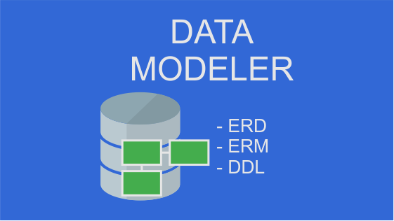 Video Tutorial Data Modeler - Cara Membuat ERD, ERM dan DDL