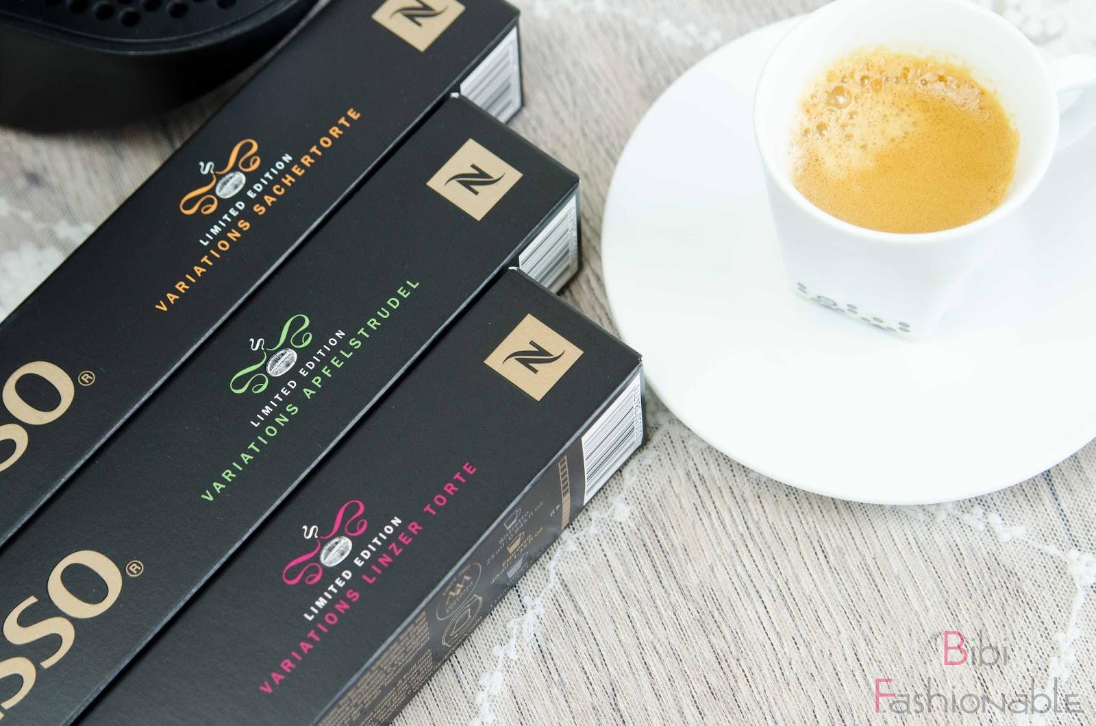Nespresso 2016 PURE Espresso Tasse Variations oben