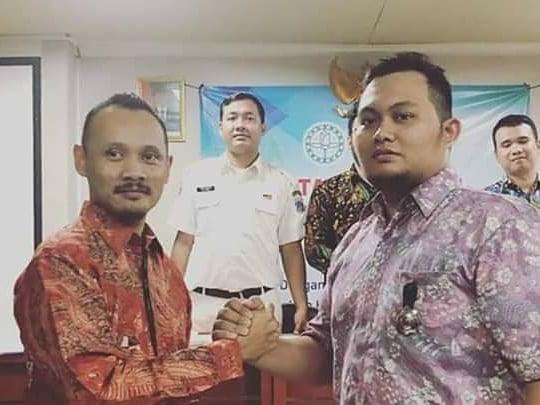Muskot VI PPI Jakarta Pusat, Guntar Terpilih Jadi Ketua, Ini Pernyataannya Sebagai Pemimpin Baru
