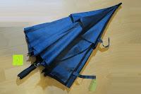 ohne Band: Golf Regenschirm, Pomelo Best Automatik auf Windresistent mit 128cm Durchmesser aus robusten 190T Pongee Stockschirm geeignet für 3-4 Personen