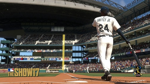 MLB The Show 17 Gameplay