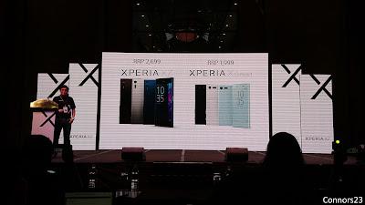 Xperia XZ & X Compact Price