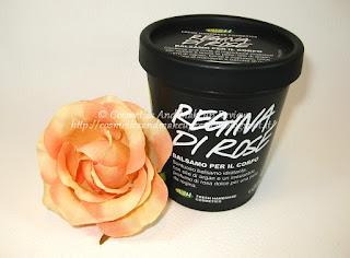 LUSH - Regina di Rose Balsamo corpo
