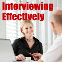 interviewing well, interviewing effectively, job interview,