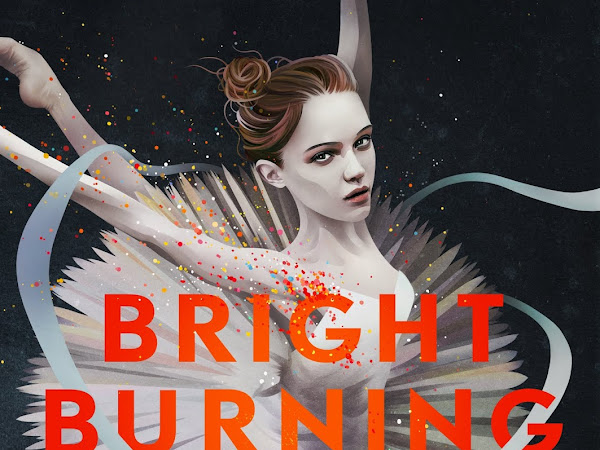 Bright Burning Stars Blog Tour