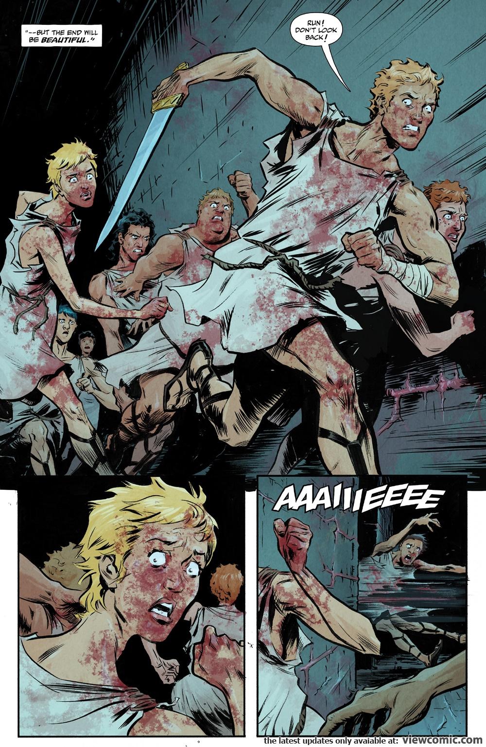 Kill the Minotaur 003 (2017)    Vietcomic.net reading comics online for free