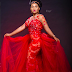 Greedy designer gives Mercy Aigbe a bride's wedding dress to take photos for the gram
