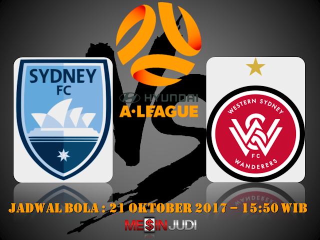 Prediksi Skor Sydney Vs Wanderers 21 Oktober 2017