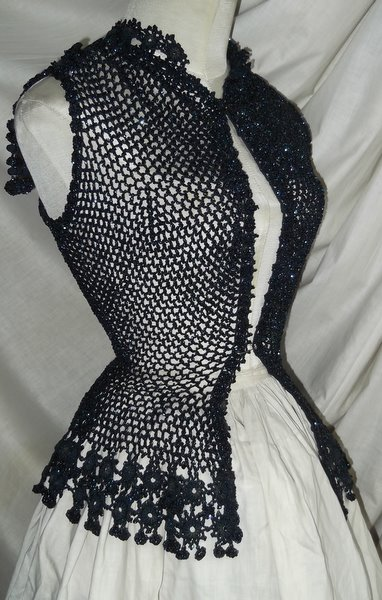All The Pretty Dresses 1870 S Beaded Bodice Cover