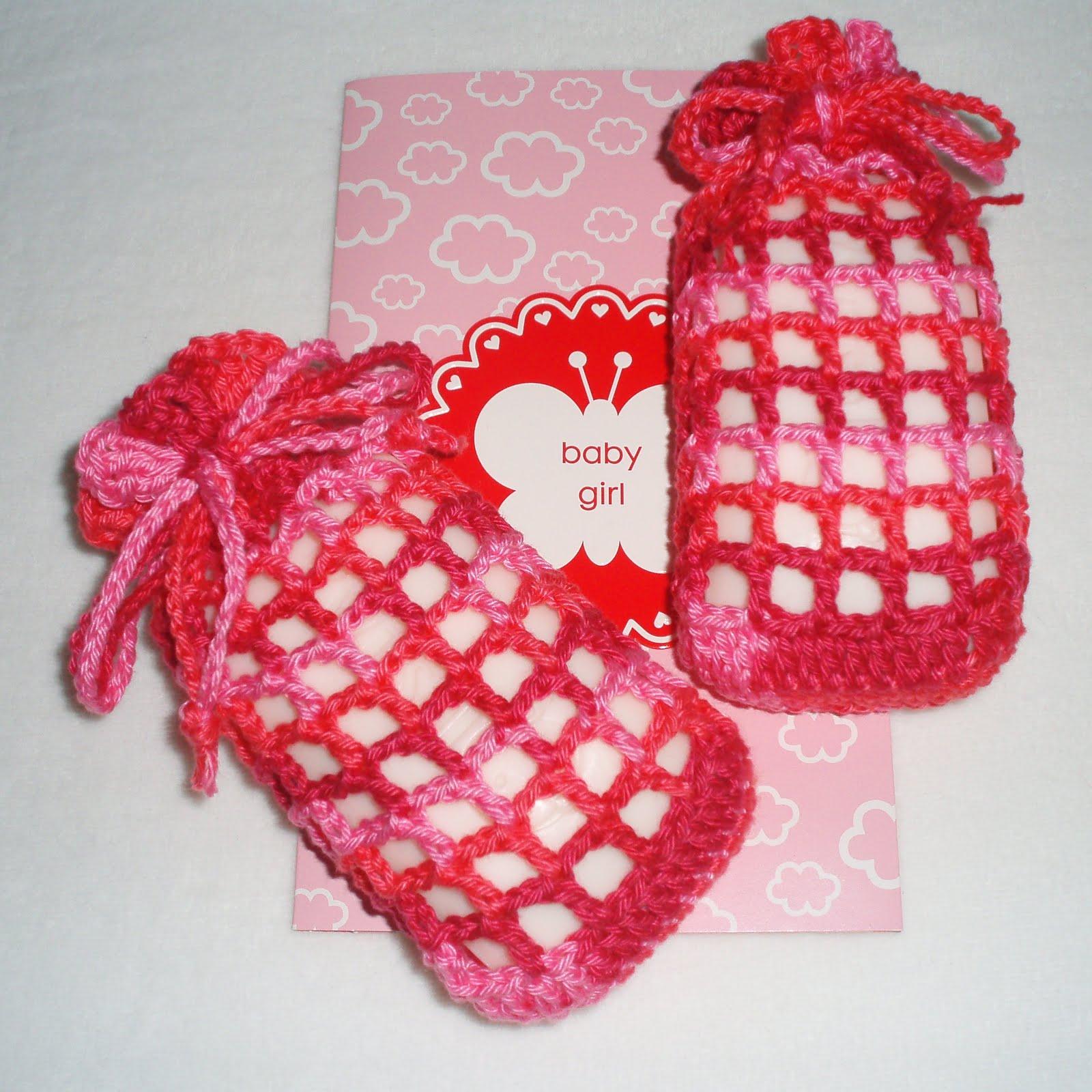 Karin Aan De Haak Klein Cadeautje Voor Een Pasgeboren Baby