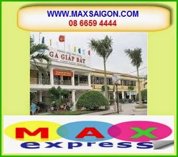Dịch vụ vận chuyển đường sắt Ga giáp bát - Max Sài Gòn
