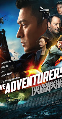 The Adventurers 2017 BRRip 480p 300Mb ESub x264