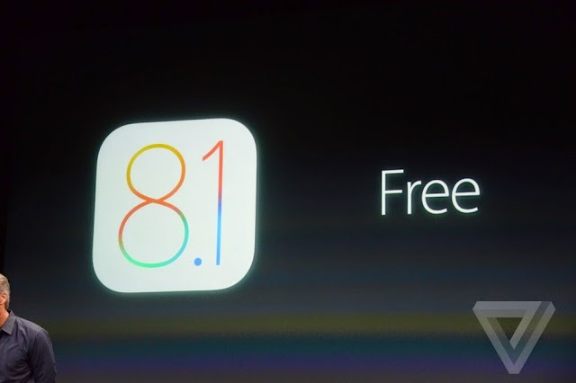 Apple announced iOS 8.1. Get ready for iOS 8's first major update!