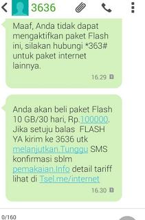 Daftar Paket Telkomsel Kartu As 10rb Dapat 10GB Terbaru 2016