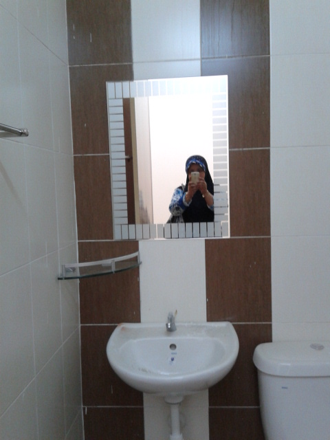 Cermin Bilik Air Desainrumahid