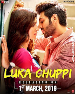 Luka Chuppi First Look Poster 1
