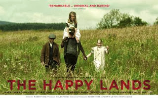 Vote for The Happy Lands for the Scottish BAFTA Audience Award