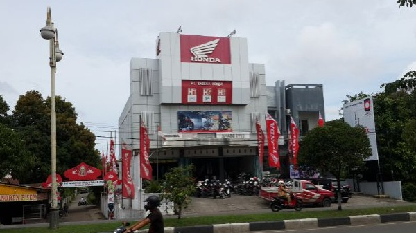 PT SABENA HONDA - MARKETING EXECUTIVE - KOTA BANDA ACEH