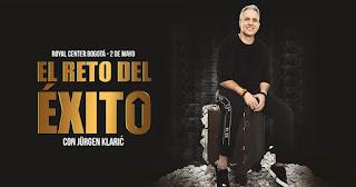 EL RETO DEL ÉXITO con Jurgen Klaric en Bogotá 2019