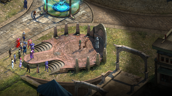 Torment: Tides of Numenera on PlayStation 4