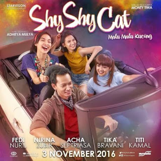 Download Film Shy Shy Cat (2016) WEB-DL