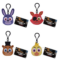 Plush Keychain Five Nights at Freddy's