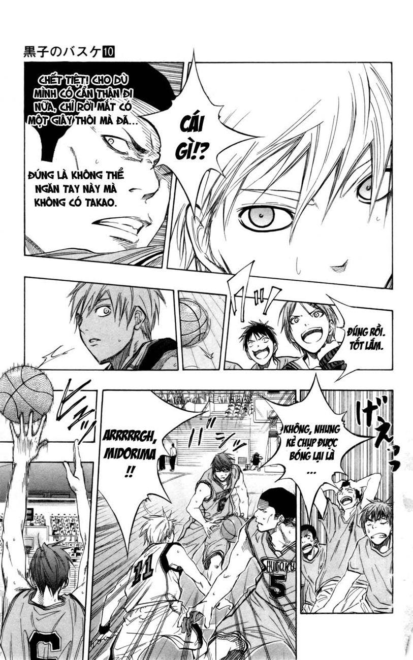 Kuroko No Basket chap 086 trang 10