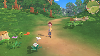 My Time at Portia Background