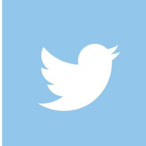 Síguenos y hazte amigo en Twitter