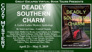 Upcoming Blog Tour 4/22/19