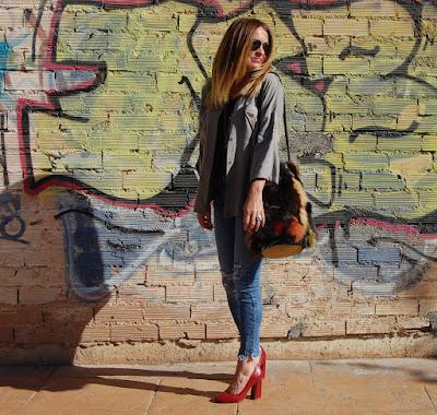 modelos de Zapatos Rojos Mujer