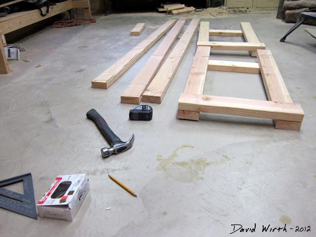 Build Plans,Woodshop,Woodshop Plans
