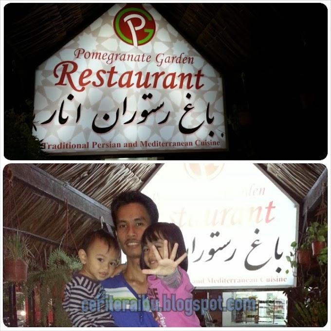 JJCM :: Pomegranate Garden Restaurant (Nasi Arab)