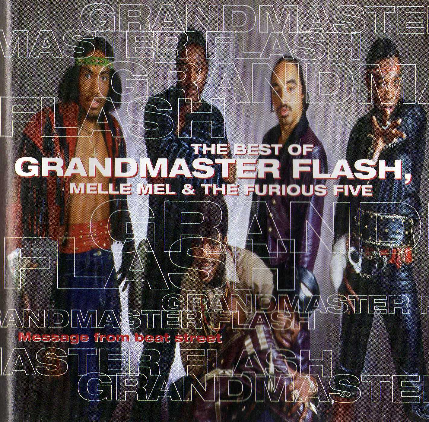 Grandmaster Richie Rich Dont Be Flash
