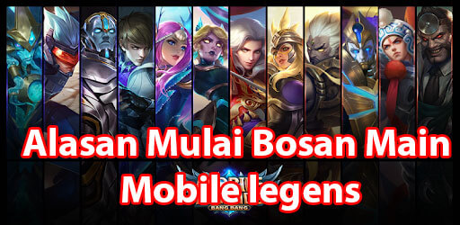 Bosan Main Mobile Legends